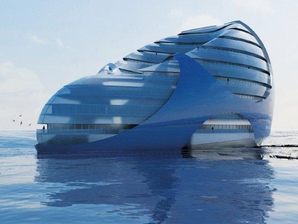 1. 海上大廈