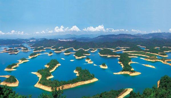 6. 千島湖