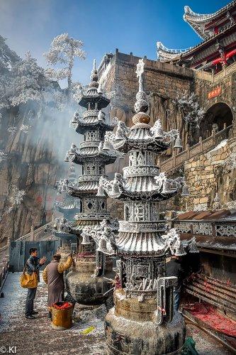 18. 佛教寺廟