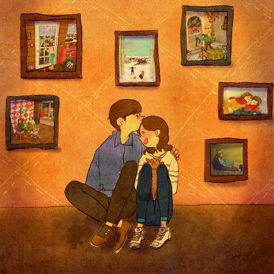 「愛情是任何人都能涉及到的, 愛的方式也是我們日常生活中所容易忽視...