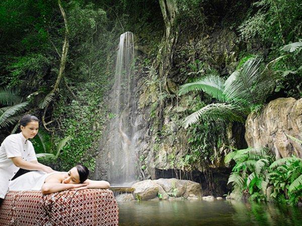 霹靂怡保班加藍溫泉度假村