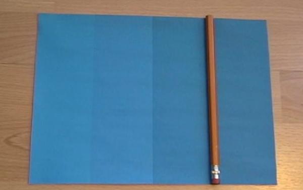 最後再把筆移到最後兩種藍色中間,太神奇了