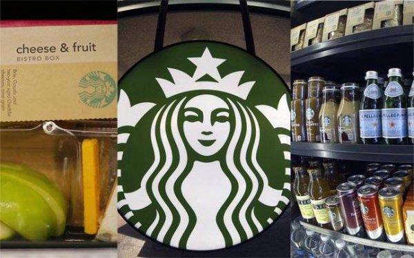 星巴克在一項分享食物計劃中, 與食物捐贈聯合會 (FDC) 以及美國消除飢...