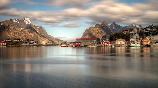 14. 挪威,賴因