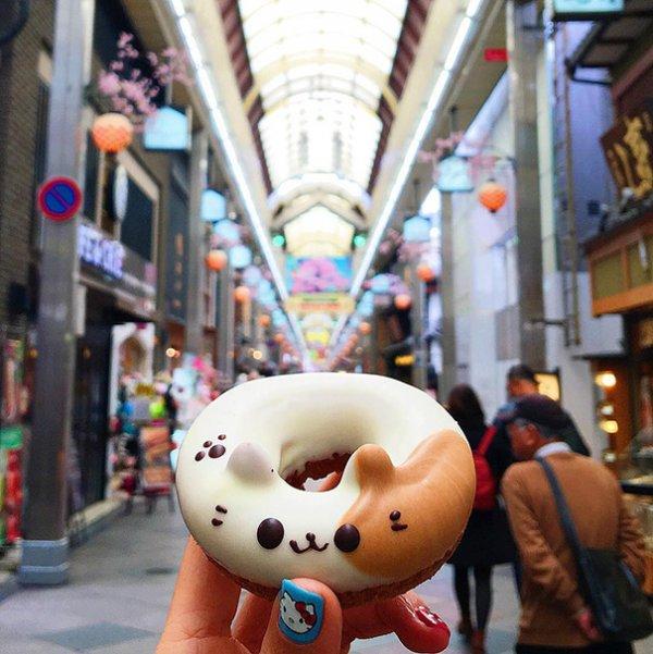 2. Doubutsu 甜甜圈, 日本