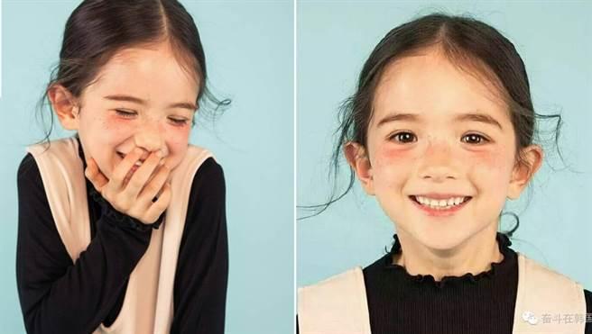 千萬別看她年紀小小,她目前職業為小小模特兒,曾站上首爾時裝舞台,而...