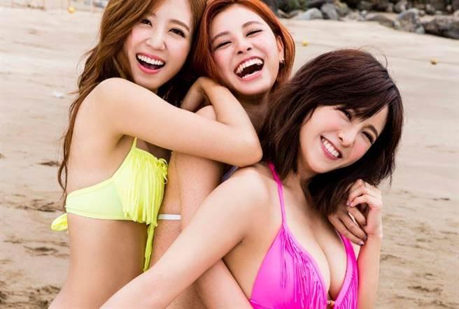 由洪詩、大元、宇珊、庭萱、寶兒組成的台灣少女天團Popu Lady,向來以繽紛...