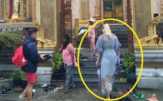大家都知道寺廟是非常莊嚴的地方,所以言行舉止都必須格外注意,尤其是...