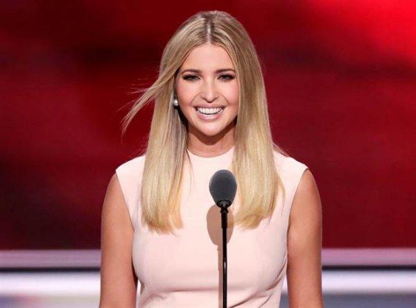 作為川普與第一任妻子伊萬娜所生的女兒,伊萬卡遺傳了模特兒母親的驚人...