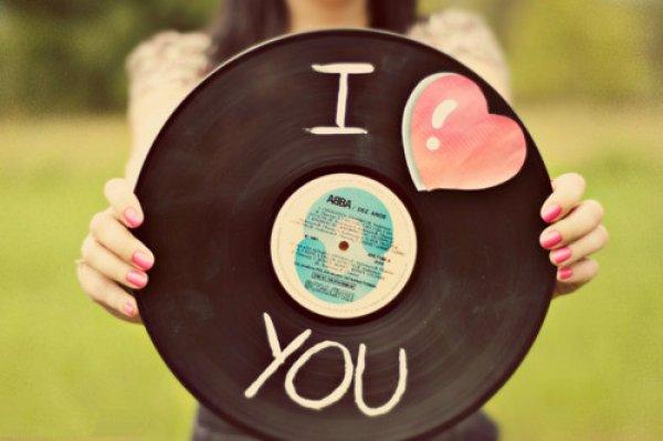 1. 我愛你