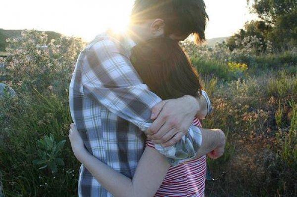 10. 我想擁抱你