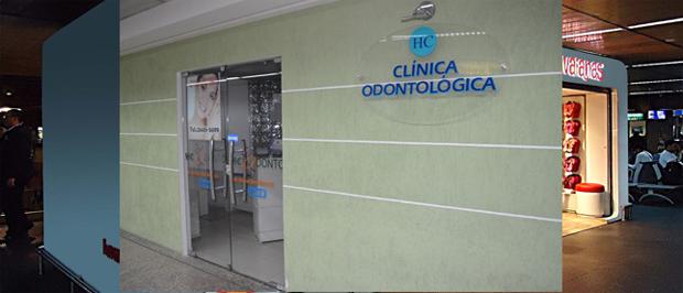 8. 說來也怪,巴西的聖保羅/瓜魯柳斯機場內設有一間牙科診所,提供旅客...