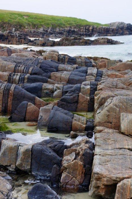 21. 霍斯塔海灘,蘇格蘭