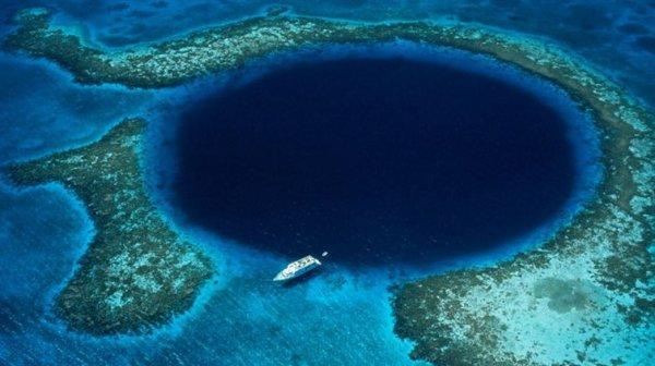 大藍洞是冰河時代所留下的文物, 被聯合國教科文組織定為世界遺產。 它...