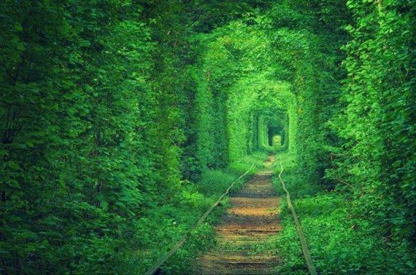 6. 烏克蘭愛的隧道