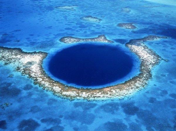 14. 貝里斯大藍洞