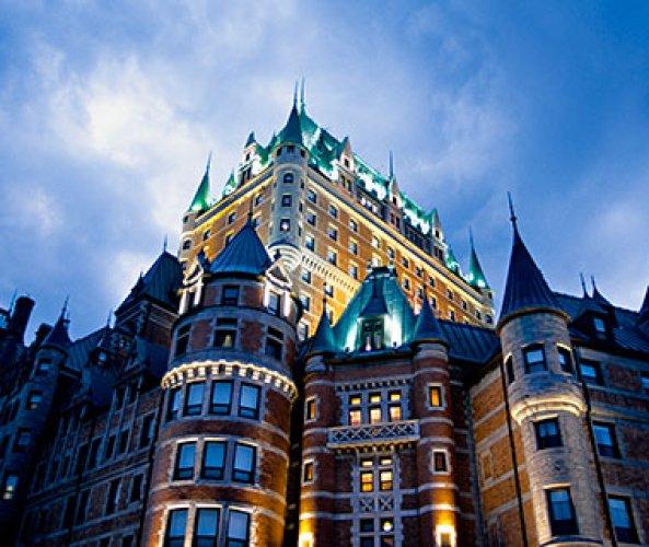 10. 魁北克城
