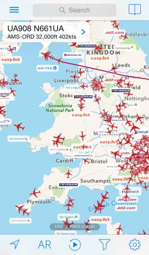 1. Plane Finder