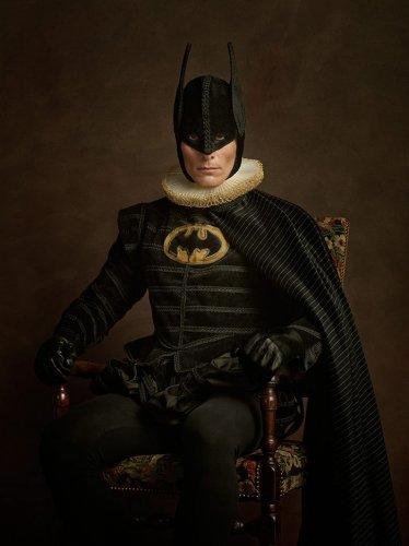 11. 蝙蝠俠 :