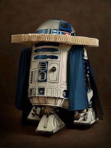 1. R2-D2: