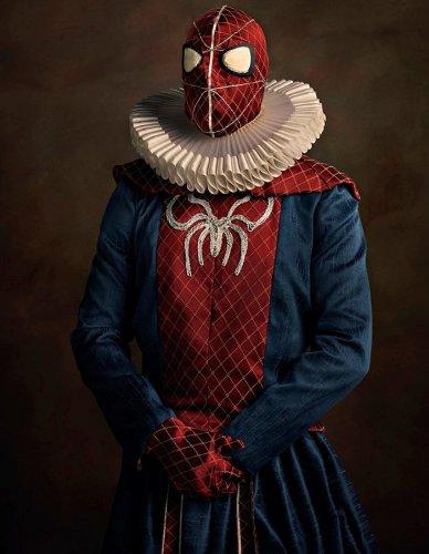 2. 蜘蛛俠