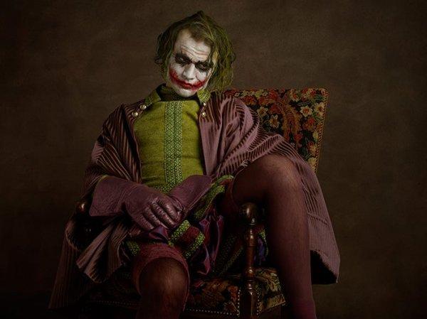 6. 小丑: