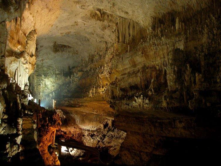 5. 傑伊塔岩洞,黎巴嫩