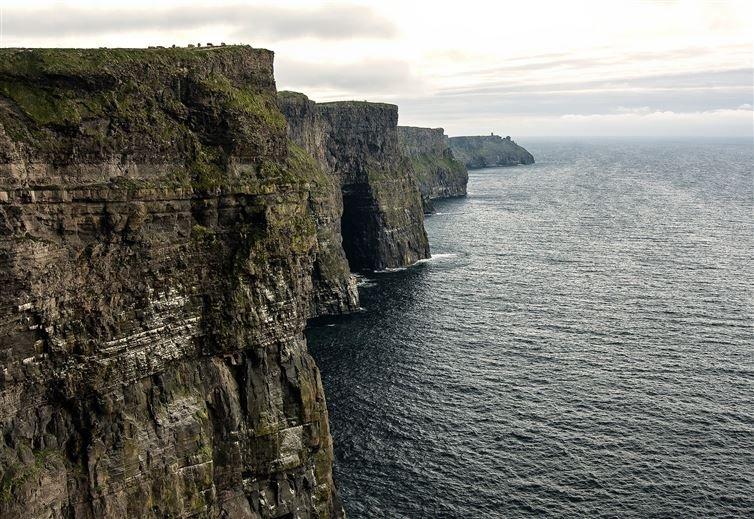 15. 莫赫懸崖 愛爾蘭