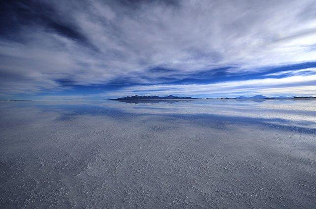 6. 烏尤尼鹽沼,玻利維亞