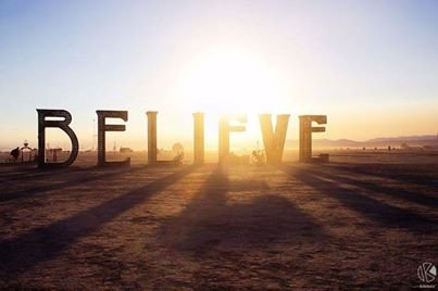2. 相信