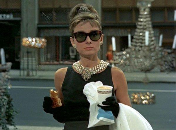 2.  看一看《蒂凡尼的早餐》的 拍攝地點