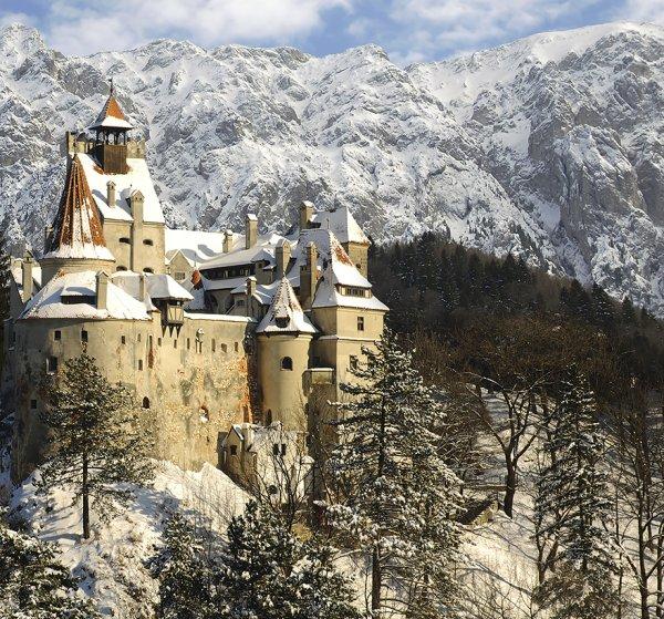 10. 布蘭(德拉庫拉)城堡