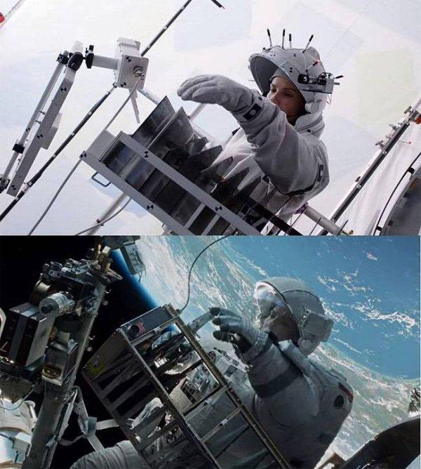 特效讓製作人能夠拍出各種各類的電影