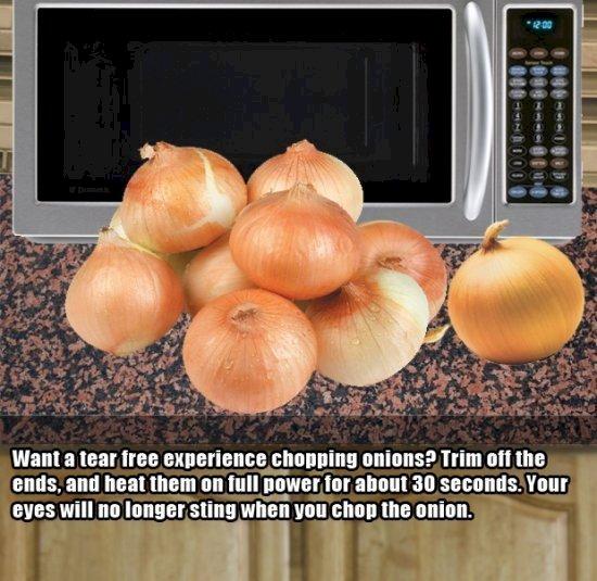 3. 加熱洋蔥