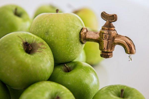 8. 多汁的水果