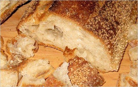 12. 溫熱的三明治麵包