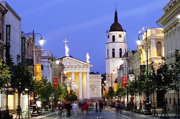 15. 立陶宛