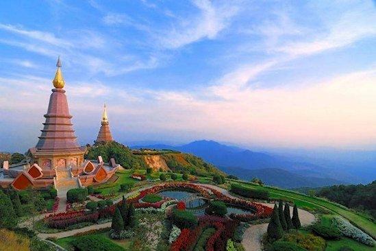9. 北泰國