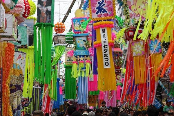 七夕原是從中國傳到日本的傳統節日。但是,迎接、慶祝七夕在日本非常隆...