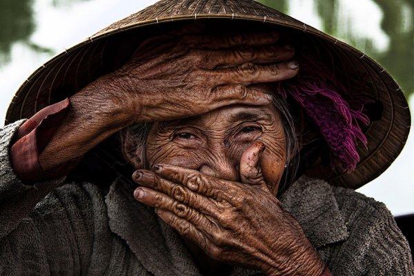 78 歲的老婦