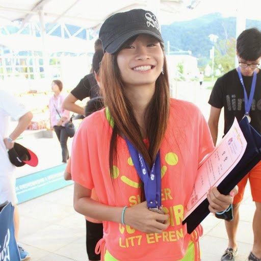 自由式輪滑冠軍美女林心潔,曾經奪取多項自由式輪滑比賽獎項,其中不乏...