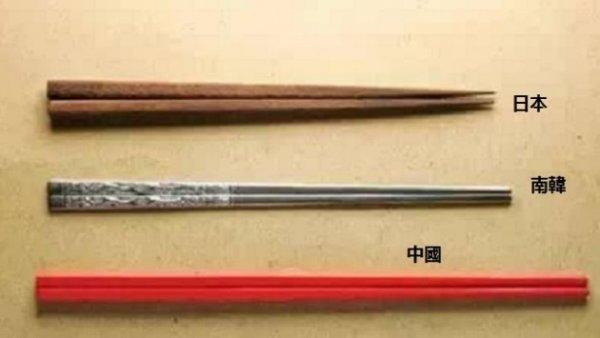 筷子文化大不同