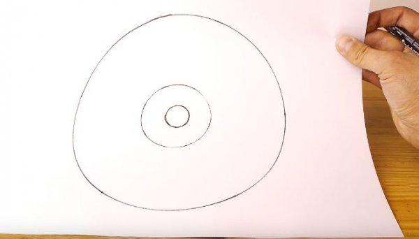 最後這張3個圓形的圖,有網友說像個女生的東西,可是小編看來看去最多...