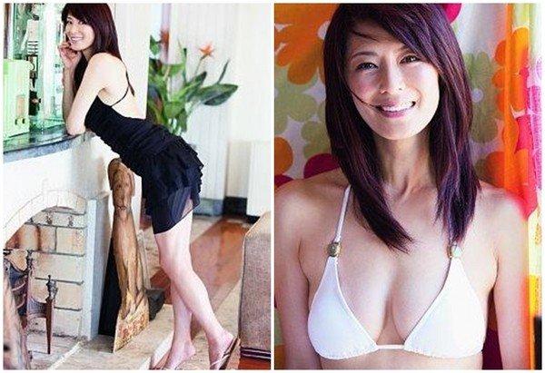 49歲山田佳子參加韓國某綜藝節目時,該綜藝節目利用先進的儀器,現場為...