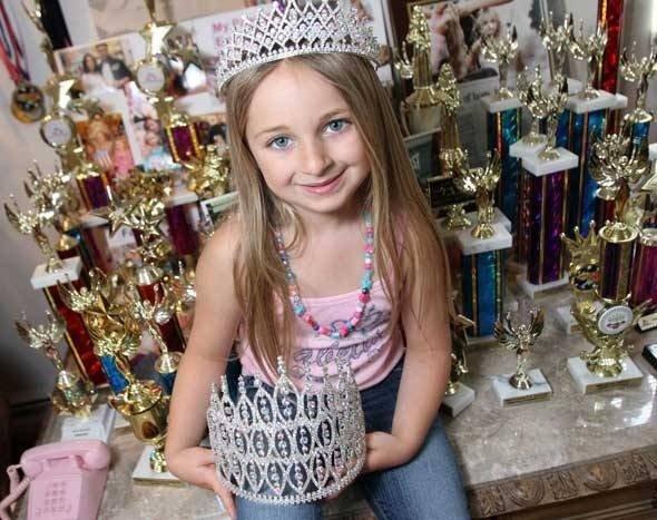 美國紐約的伊薩貝拉。巴雷特(Isabella Barrett)只是個9歲的小女孩,小小年紀...