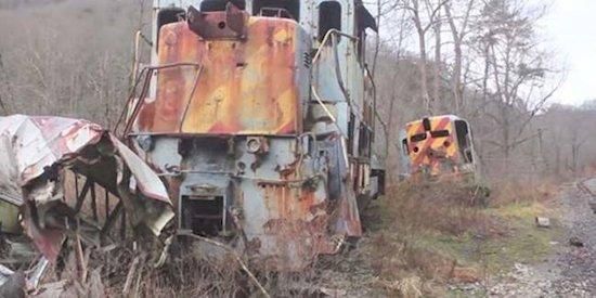 6. 《亡命天涯》 的火車  - 1993年