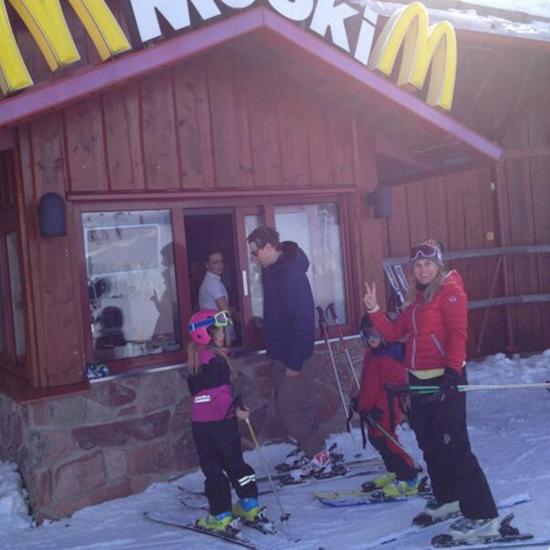 8.  瑞典的麥當勞是世界上第一家滑雪得來速(ski-thru)餐館