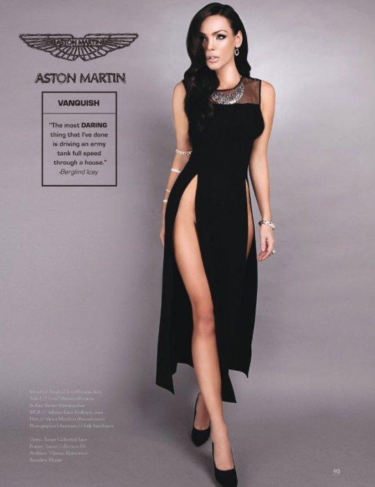 Aston Martin Vanquish :