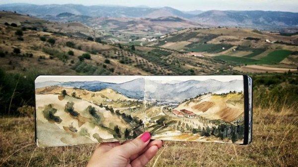 特里卡拉山(希臘中部)