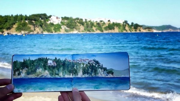 希臘斯亞索斯島